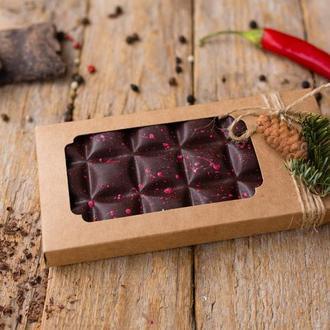 Шоколад з червоним перцем
