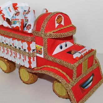 Киндер-грузовик