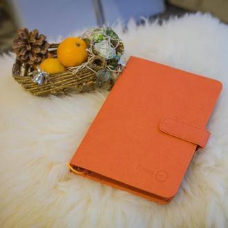 Ежедневник ПланЄ (оранжевый)
