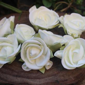 Бутоньерка Роза  для гостей