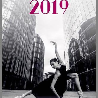 Авторский настенный календарь 2019