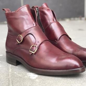Ботинки монки