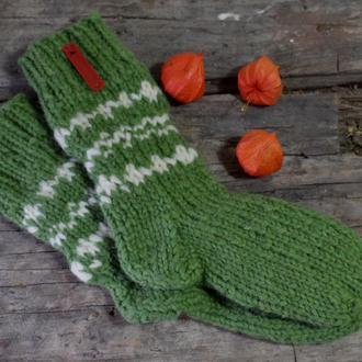 Шкарпетки вовняні / Носки шерстяные