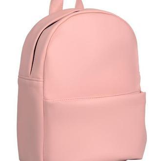 Женский рюкзак розовый для учебы, спортзала, путешествий