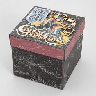 Magic Box с пирамидкой - подарок на день рождения мужчине