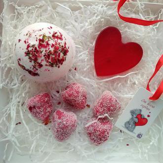 Подарочный набор на день святого Валентина