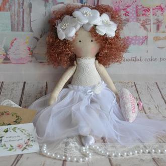 Именная кукла  35 см