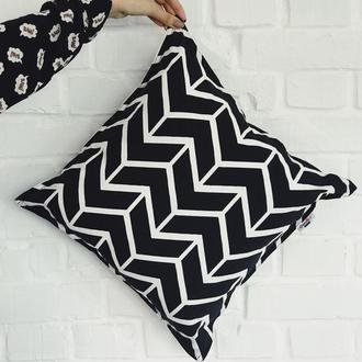Диванная подушка Piktor black