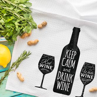 Кухонное полотенце Wine