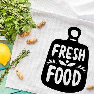 Кухонное полотенце Fresh food