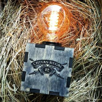 Лофт светильник Chivas