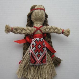 Кукла-мотанка, лялька, оберег, подарок