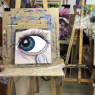 "Картина ""eye"""