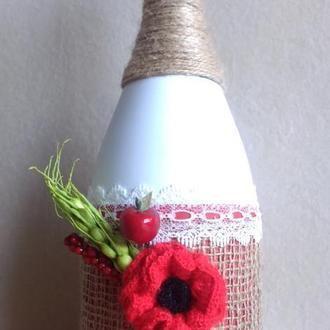 Шампанське в українському стилі.