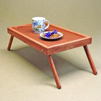 Столик-поднос для завтрака Орегон коралл