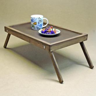 Столик-поднос для завтрака Орегон капучино