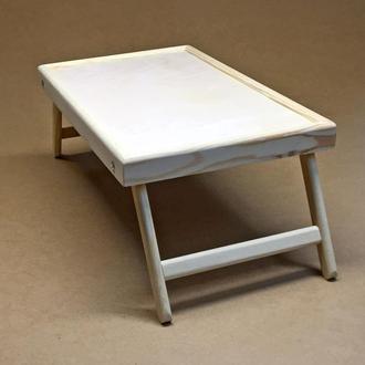 Столик-поднос для завтрака Даллас Делюкс (без отделки)