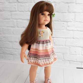 Одежда на куклу Готц Ханна 50 см, платье на Готц