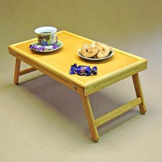 Столик-поднос для завтрака Даллас Делюкс карри