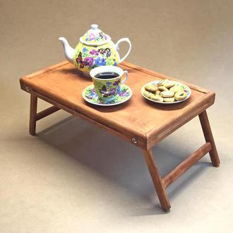 Столик-поднос для завтрака Даллас Делюкс шафран