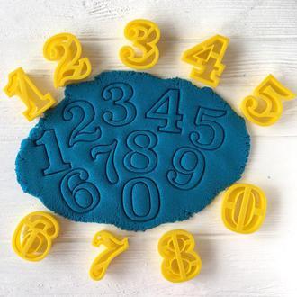 Набор цифр
