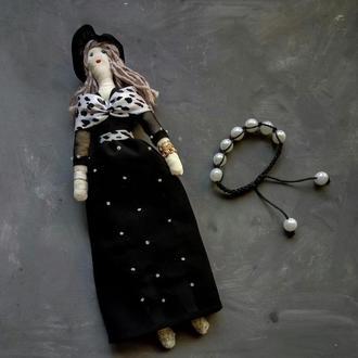 """Кукла """"Жозефина"""" в стиле тильда, текстильная, интерьерная"""