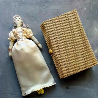 """Кукла """"Мэри"""" в стиле тильда, текстильная, интерьерная"""
