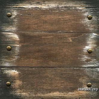 Виниловый фотофон деревянная текстура 1,13*1,13