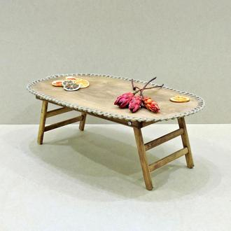 Столик-поднос для завтрака Вайоминг 04 мускат