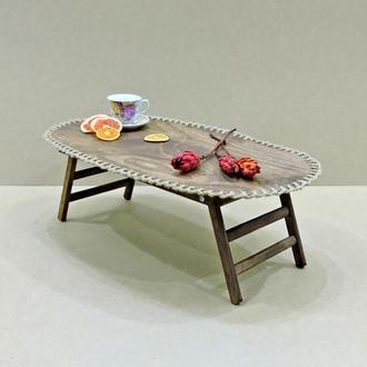 Столик-поднос для завтрака Вайоминг 04 капучино