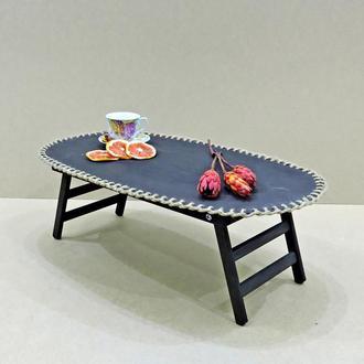Столик-поднос для завтрака Вайоминг 04 венге