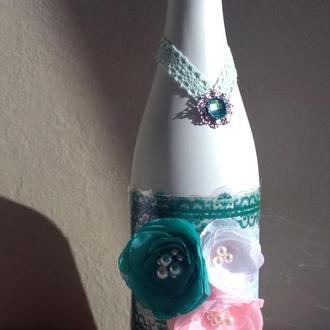 Бутылка шампанского в подарок!