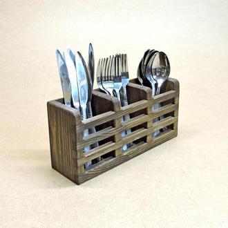 Подставка для столовых приборов Пиятто люкс капучино