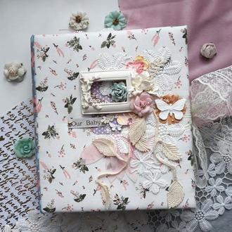 Фотоальбом для девочки