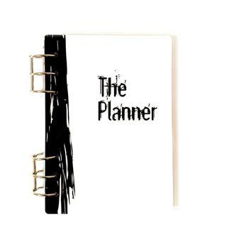 Датированный ежедневник (планер, ежедневник) на 6 месяцев MY COZY PLANNER, Январь — Июнь, Белый