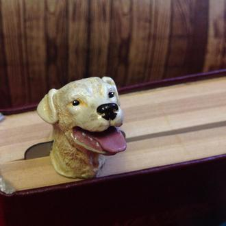 Закладка для книги Лабрадор. Bookmark Labrador, bookmark dog, cute dog