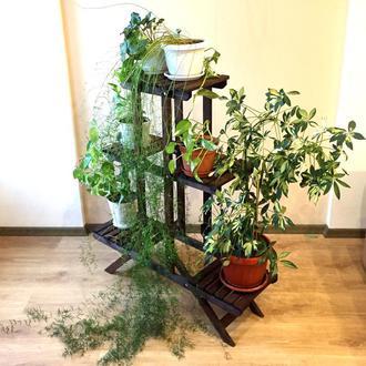"Подставка для цветов ""Прованс"" мокко"