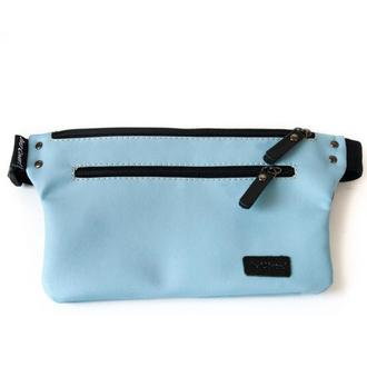 Поясная сумка Спорт (Бананка) Голубая Just Cover!