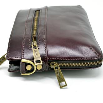 Luxury клатч, барсетка на руку запястье TARWA GX-8188-4lx