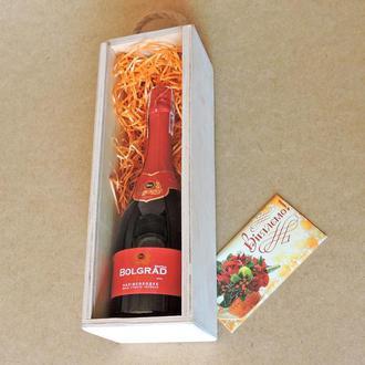 Подарочная коробка Палермо тип Б1 бланже