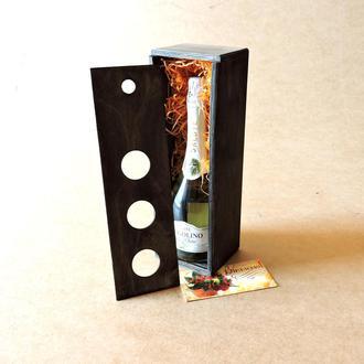 Подарочная коробка Палермо тип В морион