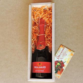 Подарочная коробка Палермо тип В без отделки