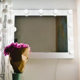 Дзеркало з підсвічуванням для макіяжу А1