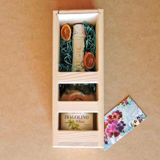 Подарочная коробка Сицилия бланже