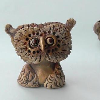 Сова Статуетка у вигляді сови