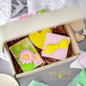 Подарочный набор мыла Love in Spring Весенний презент