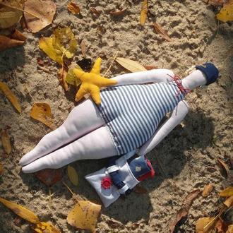 Кукла пляжница