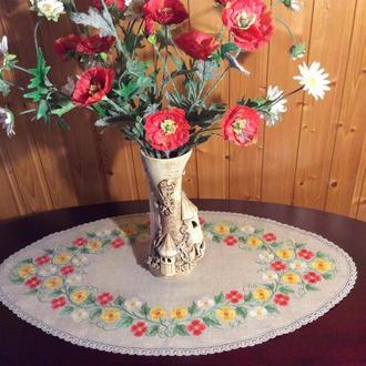 Декоративная салфетка «Букет»