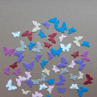 Набор Картонной вырубки бабочки