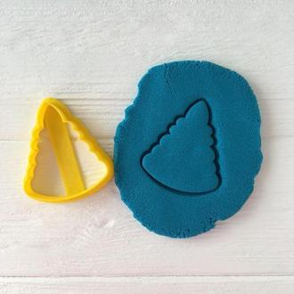 Контур детская пирамидка